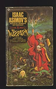 "Cover of ""Wizards (Isaac Asimov's Magical..."