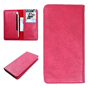DooDa PU Leather Case Cover For LG Optimus G (E975) (Red)