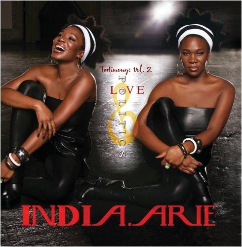 India.Arie - Testimony Vol. 2 Love & Politics - Zortam Music