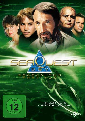 SeaQuest - Season 2.2 [4 DVDs]