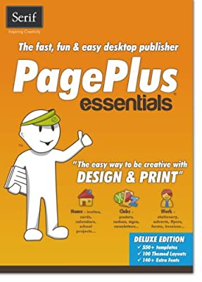 Serif PagePlus Essentials [Download]