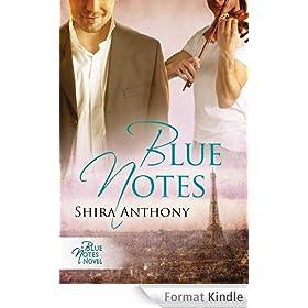 Blue Notes (Shira Anthony Book 1) (English Edition)