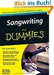 Songwriting f�r Dummies (Fur Dummies)