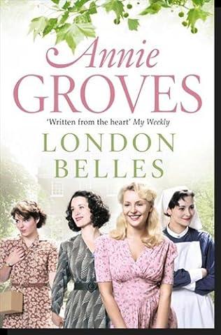 book cover of London Belles