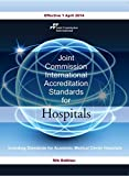 img - for JCI Accreditation Standards for Hospitals,5th Ed book / textbook / text book
