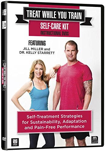 Treat-While-You-Train-Self-Care-Kit-Instructional-2-DVD-set-Yoga-Tune-Up