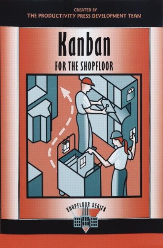 Kanban for the Shopfloor (The Shopfloor Series) (Volume 2)