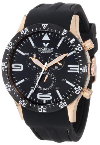 Viceroy 432047-99 - Reloj cronógrafo de cuarzo unisex