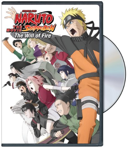Shippuden Movie Will of Fire