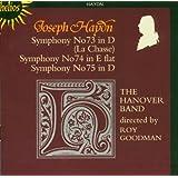 Franz Joseph Haydn : Symphonies