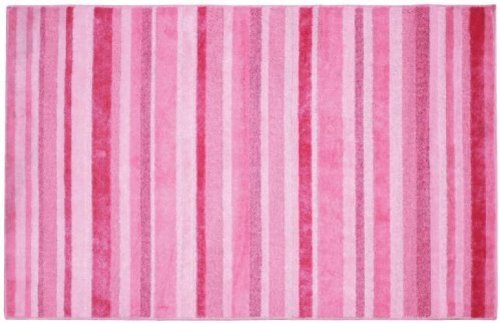 Color Studio Pink Textured Stripes