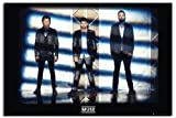 Muse The 2nd Law Group Shot Poster Gloss Laminated - 91.5 x 61cms (36 x 24 Inches)