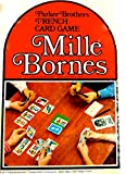Classic Card Auto Racing Game Mille Bornes Vintage 1971 Edition