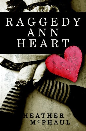 Raggedy Ann Heart by Heather McPhaul