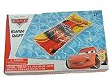 Disney Cars Boys Inflatable Swim Raft- 19 x 48
