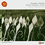 Stravinsky / Schnittke / Roslavets / Smirnov