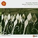 Stravinsky/Schnittke/Roslavets/Smirnov/Firsova: Russian String Quartets