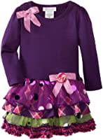Bonnie Jean Little Girls' Tiered Drop Waist Dress