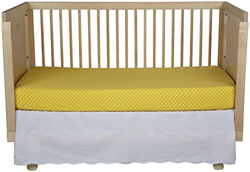Oliver B 2-Piece Crib Bedding Set- Sunshine Yellow front-110496