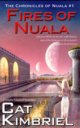 Fires of Nuala (Chronicles of Nuala Book 1)