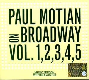 On Broadway Vol. 1-5 - Paul Motian