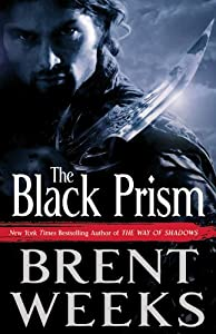 Cover of &quot;The Black Prism (Lightbringer)&amp;...