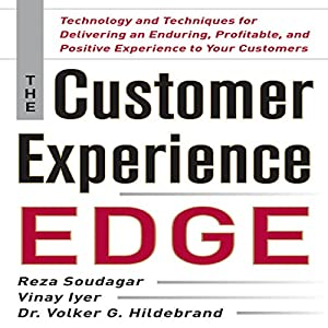 The Customer Experience Edge Hörbuch