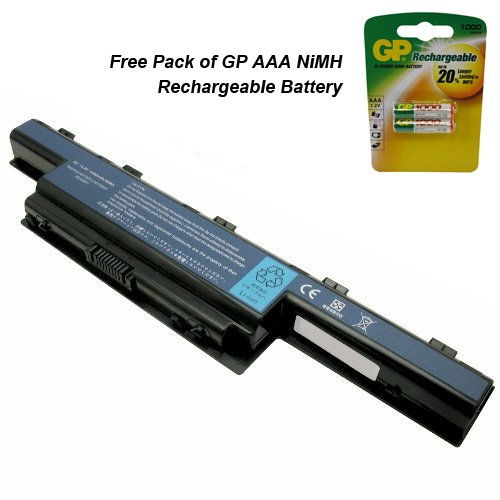 Acer Aspire V3-571G-53214G75Horde OLYMPIC SPECIAL EDITION Laptop Battery - Premium Powerwarehouse Battery 6 Apartment