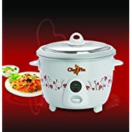 Chef Pro 1.5-Litre Electric Rice Cooker with Extra Cooking Pot