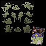 Glow in the Dark Angels & Cherubs. A perfect gift for that Birthday Gift, Christmas Present or Fathers day gifts etc...