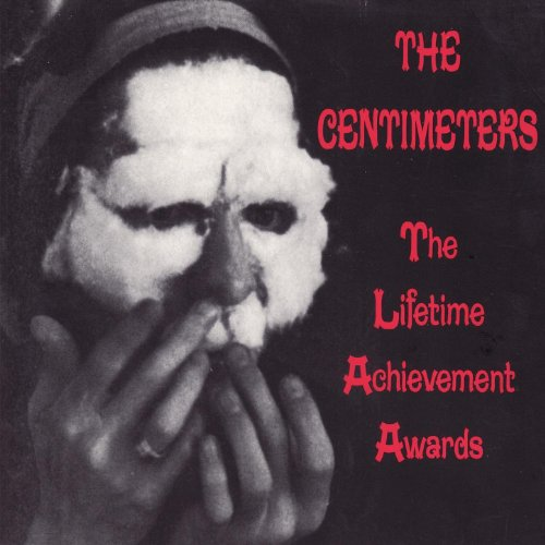 Original album cover of The Lifetime Achievement Awards by Centimeters