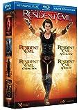 echange, troc Coffret intégrale resident evil ; resident evil ; resident evil apocalypse ; resident evi extinction ; resi [Blu-ray]