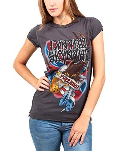 Amplified T-Shirt Lynyrd Skynyrd carbon