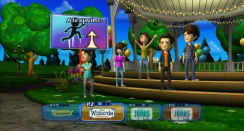 Disney Channel All Star Party screenshot