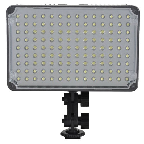 Aputure Al-160 Led Video Light Lamp For Camera Dv Camcorder