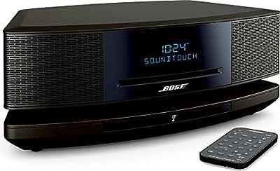 Bose Wave Soundtouch Music System Iv パーソナルオーディオシステム Amazon Alexa対応 エスプレッソブラック