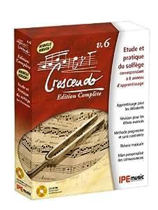 Crescendo édition complète version 6