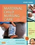 Study Guide for Maternal Child Nursin...