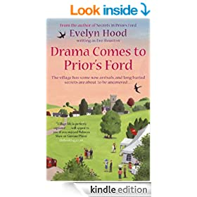 Drama Comes To Prior's Ford: Number 2 in series (Prior's Ford Novel Series)