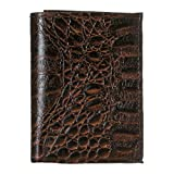 Republic Men's Genuine Leather Trifold Wallet