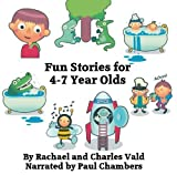 Seven Fun Stories for 4-7 Year Olds by unknown (2010) Audio CD