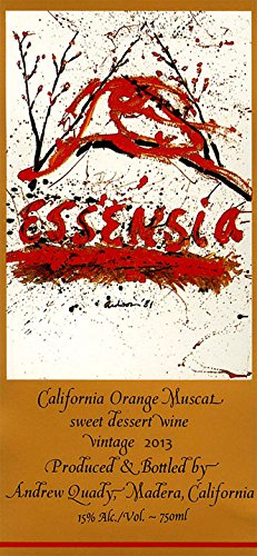 2013 Quady Essensia Orange Muscat 750 Ml