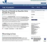The Foundry @ The Heritage Foundation