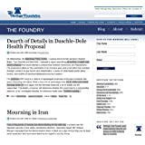 The Foundry @ The Heritage Foundation ~ The Heritage Foundation