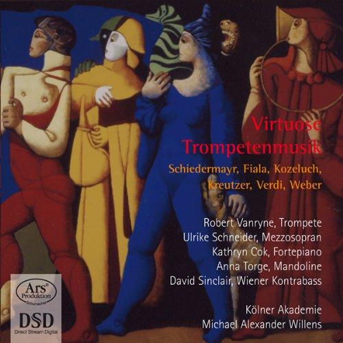 SACD : Robert Vanryne - Virtuoso Trumpet Concerto (SACD)
