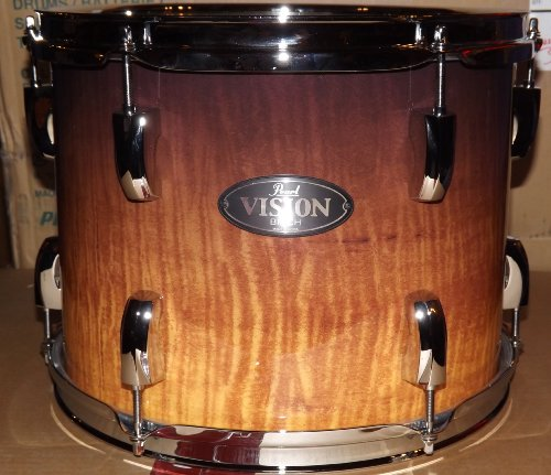 Pearl Vision Birch Artisan Ii Vba825Sp New Fusion Shell Pack (22X18, 10X8, 12X9, 16X16, 14X5.5, (2) Th-88I) Natural Eucalyptus Fade front-555037