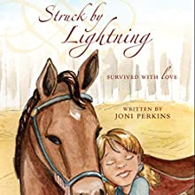 Struck by Lightning (       UNABRIDGED) by Joni Perkins Narrated by Melissa Madole