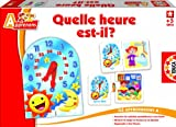 Educa - 14790 - Jeu Educatif - Quelle Heure Est-Il? cover image