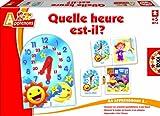 Educa - 14790 - Jeu Educatif - Quelle Heure Est-Il?