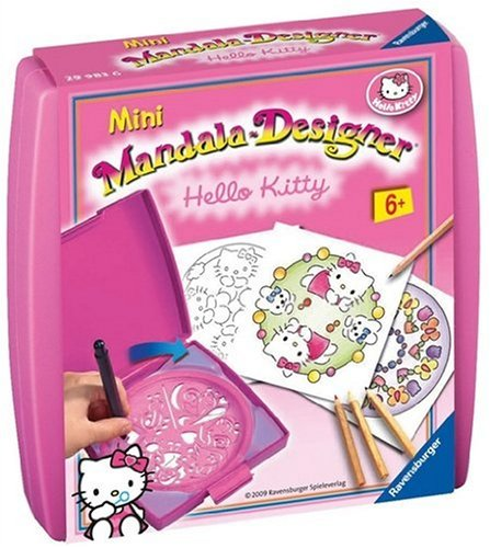 Hello Kitty Mini Mandala Designer